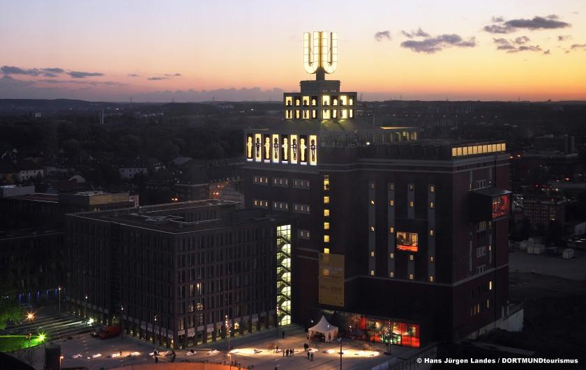 Dortmunder U - Zentrum für Kunst und Kreativität
