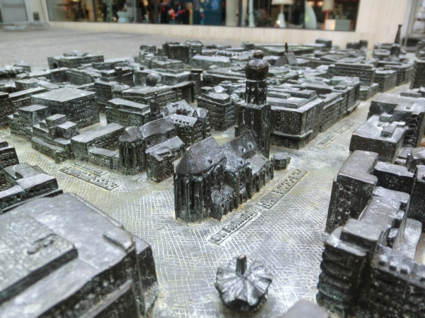 Stadtmodell Dortmund