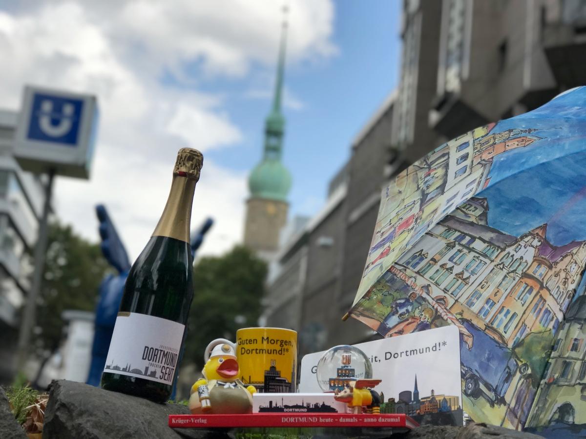 Dortmund-Souvenirs für jeden Geschmack