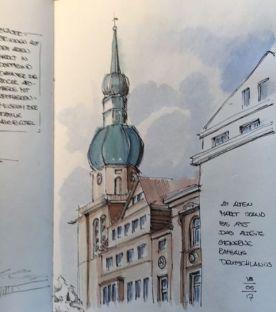 Reinoldi Kirche von Anne Pieper