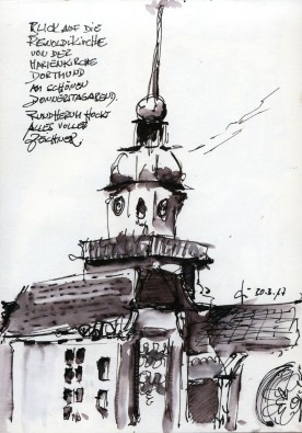 Reinoldikirche von Guido Wessel