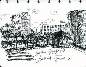 Stadt- und Landesbibliothek von Guido Wessel